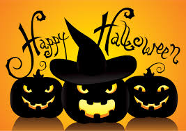 "Intensive English Halloween workshop for ""collégiens"""