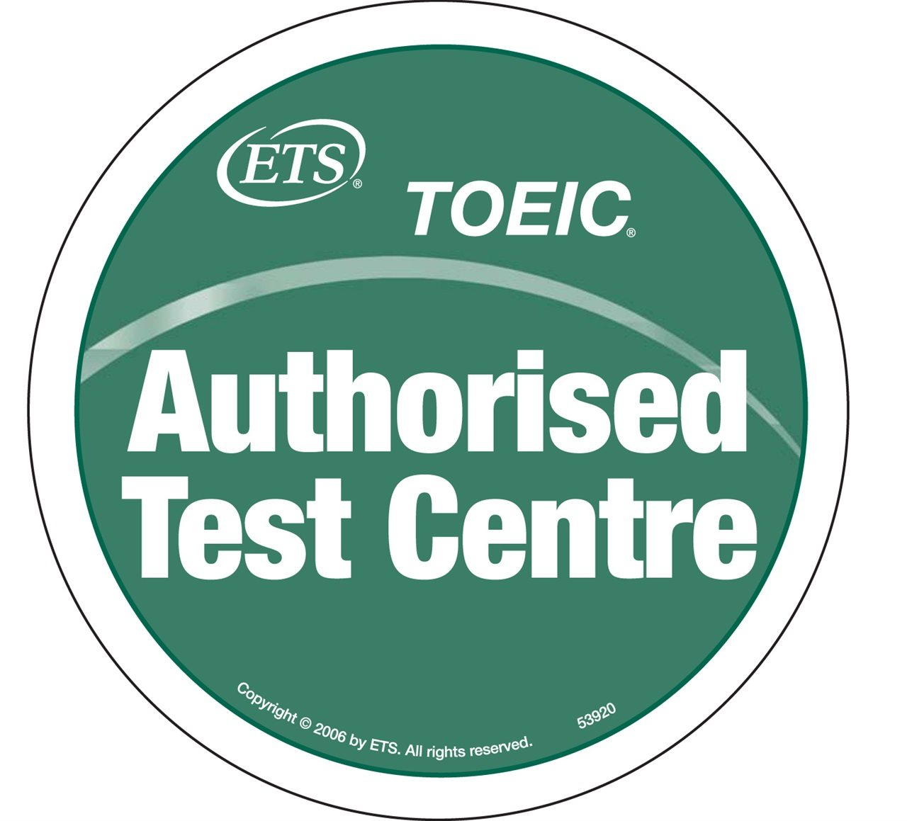 TOEIC test on this date is cancelled