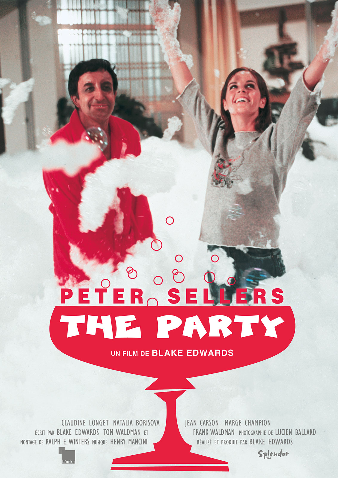 "Film Club presents ""The Party"""