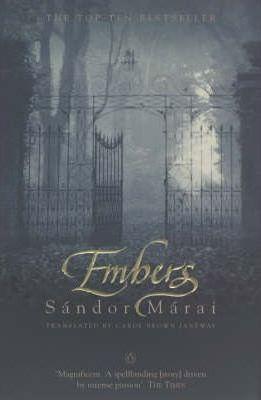 "Bookclub reads ""Embers"""