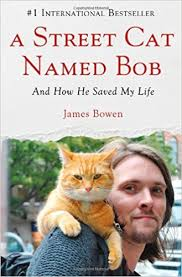 Saturday Reading Group reads A Street Cat Named Bob