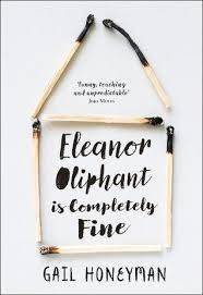 "Bookclub reads ""Eleanor Oliphant is Completely Fine"""