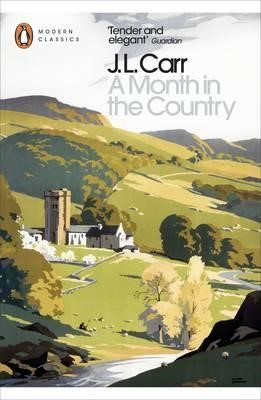"Book Club reads ""A Month in the Country"""