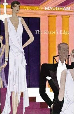 "Bookclub reads ""The Razor's Edge"""