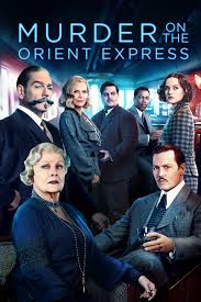 Murder on the Orient Express showing at the 400 Coups