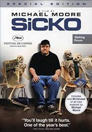 "Film Club presents Michael Moore's ""Sicko"""