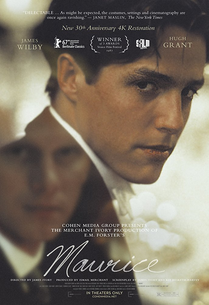 "Film Club presents ""Maurice"""