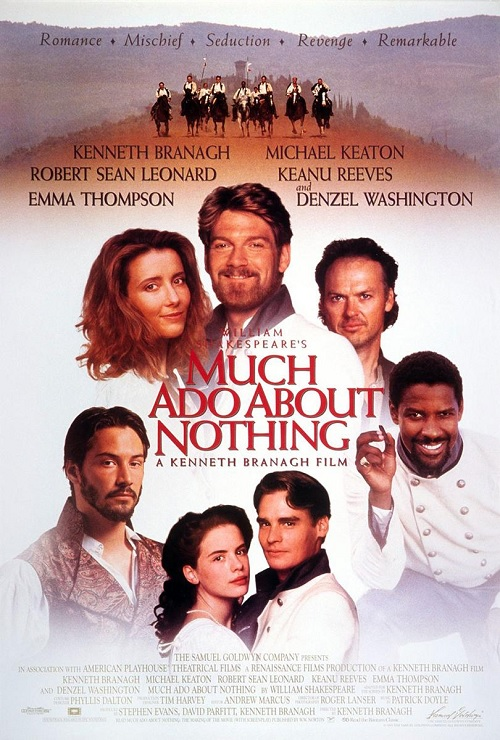 "Film Club presents ""Much Ado About Nothing"""