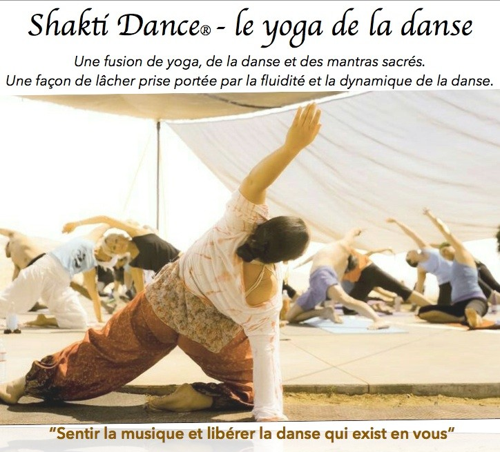 Dance Yoga Workshop - Wellness Day