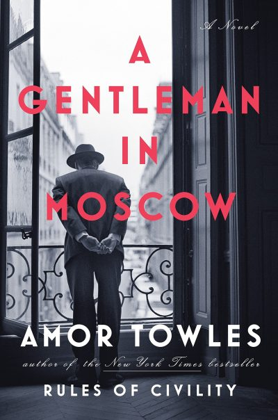"Book Club reads ""A Gentleman in Moscow"""