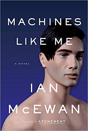 "Book Club reads ""Machines Like Me"""
