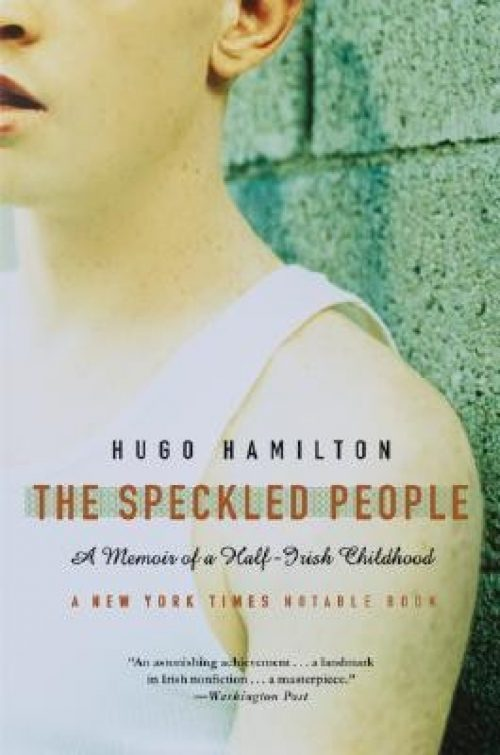 "Book Club reads ""The Speckled People"""