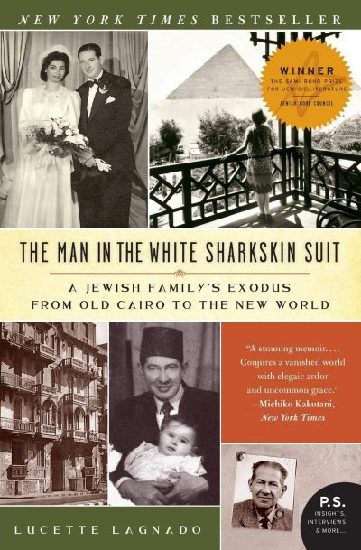 "Book Club reads ""The Man in the White Sharkskin Suit"""