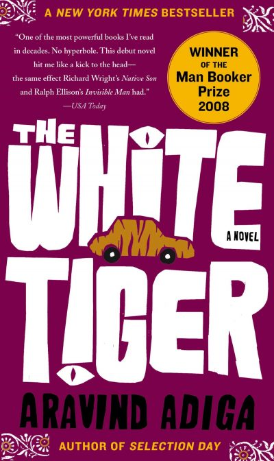 "Book Club reads ""The White Tiger"""