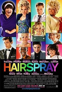 "Film Club presents ""Hairspray"""