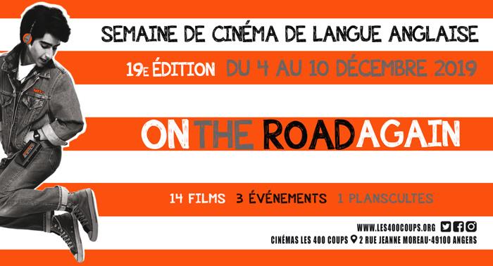 Semaine de cinema en langue Anglaise