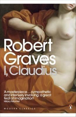"""Book Club reads """"I, Claudius"""""""
