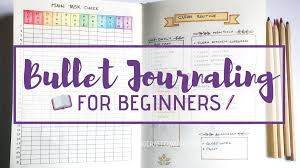 BULLET JOURNAL WORKSHOP