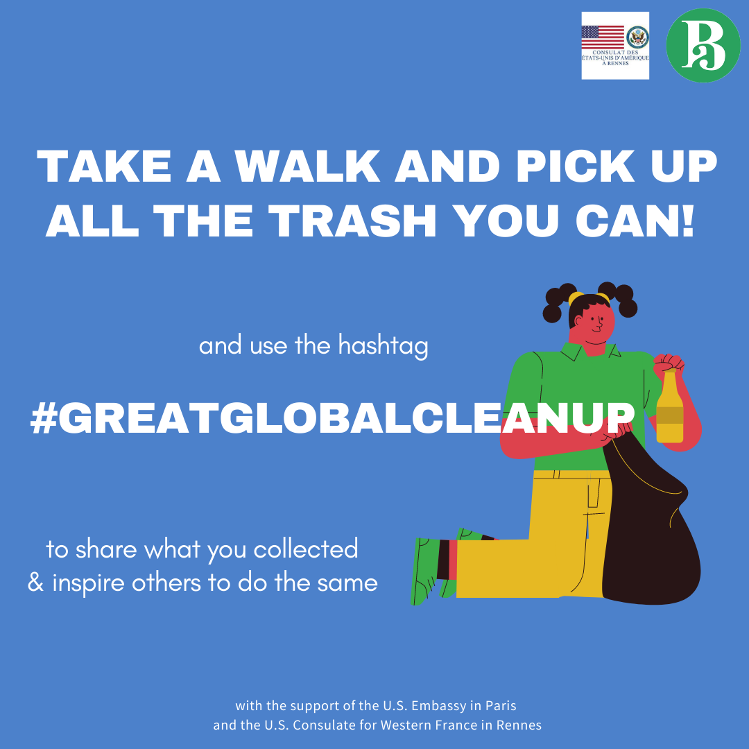 Earth Day - Great Global (solo) cleanup