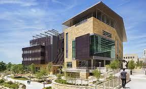 Virtual LIVE tour of the Austin Public Library