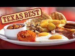 Big breakfast Texas brunch!